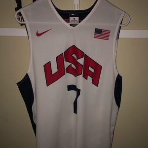 Nike Other - Team USA Russel Westbrook Jersey